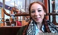 Swedish redhead Amandla loves sex i