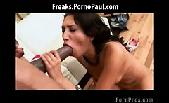 tight babe fucked by monster cock