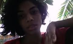 African girl Webcam