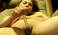 MILF With Her Adult Toy