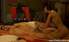 incredible indian blowjob from erotic milf passionate hd