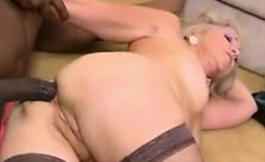 Granny Has First Anal Experience