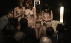 Young nippon babes naked and ready for the action