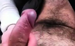 18 Year Old Giving A Handjob