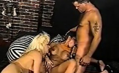 Bisexual Sluts In A Threesome