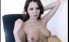 Dolores sweet naked girl at webcam