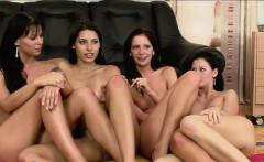 Lesbian sex game party