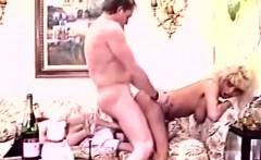 FFM in Classic Vintage Porno