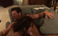 Ebony slut Marie loves white cock