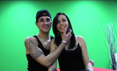 Silvana and Marco are a young Spanish couple of pornstars