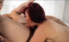 Sexy Vanessa Licks Wolf Hudsons Ass
