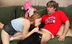 Tanya gets her rosy puss fucked