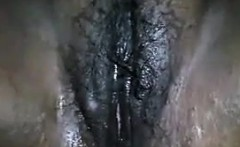 Thick And Wet Indian Aunty Pussy Close Up
