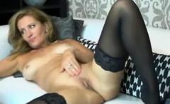 Beauty MILF Masturbation