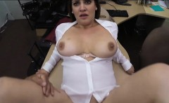 Lusty woman with big jugs gets screwed for a plane ticket