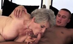 Granny Over 60 Experienced Blowjob