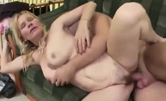 Guy Seduce His MILF to Fuck when Hubby away