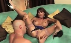 Mature woman in heat rides cock