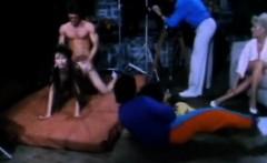 Amber Lynn, Nina Hartley, Buck Adams in vintage fuck clip