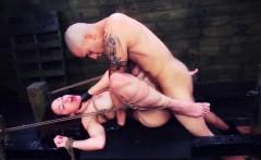 Fuckmachines hardcore anal fucks and dildos