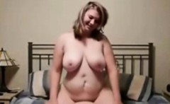Experienced cowgirl with beautiful curves