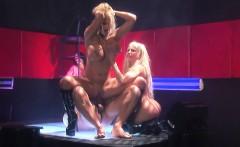 Gina Lynn and Shyla Stylez Suck Dick Together