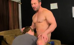 Gay blonde haired boy porn When the bulky guy catches Anthon