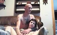 Kinky Couple Having A Great Time