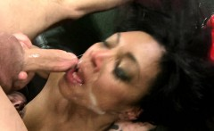 Divine Chase incredible brutal blowjob