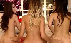 Three Sexy Webcam Girls