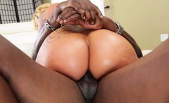 Interracial sex with a big black cock lexbbc.com