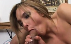 Horny filly gets her orgasmic cunt pounded