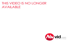 Brunette gives double blowjobs