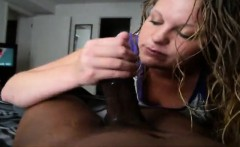 BLOWJOB FROM THE PUFFY WHITE WOMAN