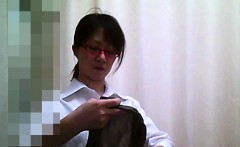 spycam in the dressing room films some asian babes changing