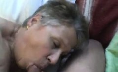 Grandmother Is Sexy For Penis