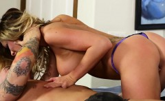 bigtitted massage beauty fucked in boots