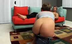 claires tight ass hole gets rammed so hard by two frenzied