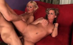 Mom face sits while daughter humps dick