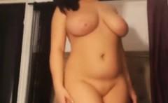 Russian BBW and her beautiful body