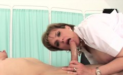 Adulterous british mature lady sonia pops out her big melons