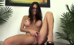 Dava Foxx Has Some Sexy Tan Lines as She Strips Down to