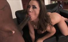 Tiny Kristina Rose Anal Fucked by Big Black Dick