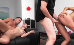 Teen Whores Get Punished By Hung Handymen