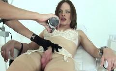 Unfaithful English Milf Lady Sonia Showcases Her Big Titties