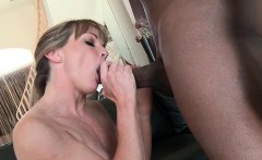 dick sucking blonde mom humps black boner