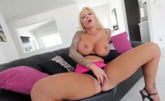 POV busty milf crazy deep blowjob and rough fucking