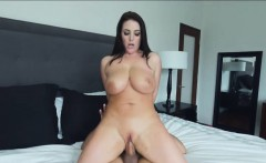 angela white titty fuck and screwed hard by big schlong
