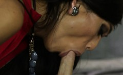 Dude learns sexy tricks from gorgeous Asian tgirl superstar