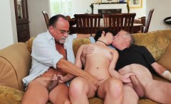 Threesome amateur real orgasm pussy licking and anal wall di